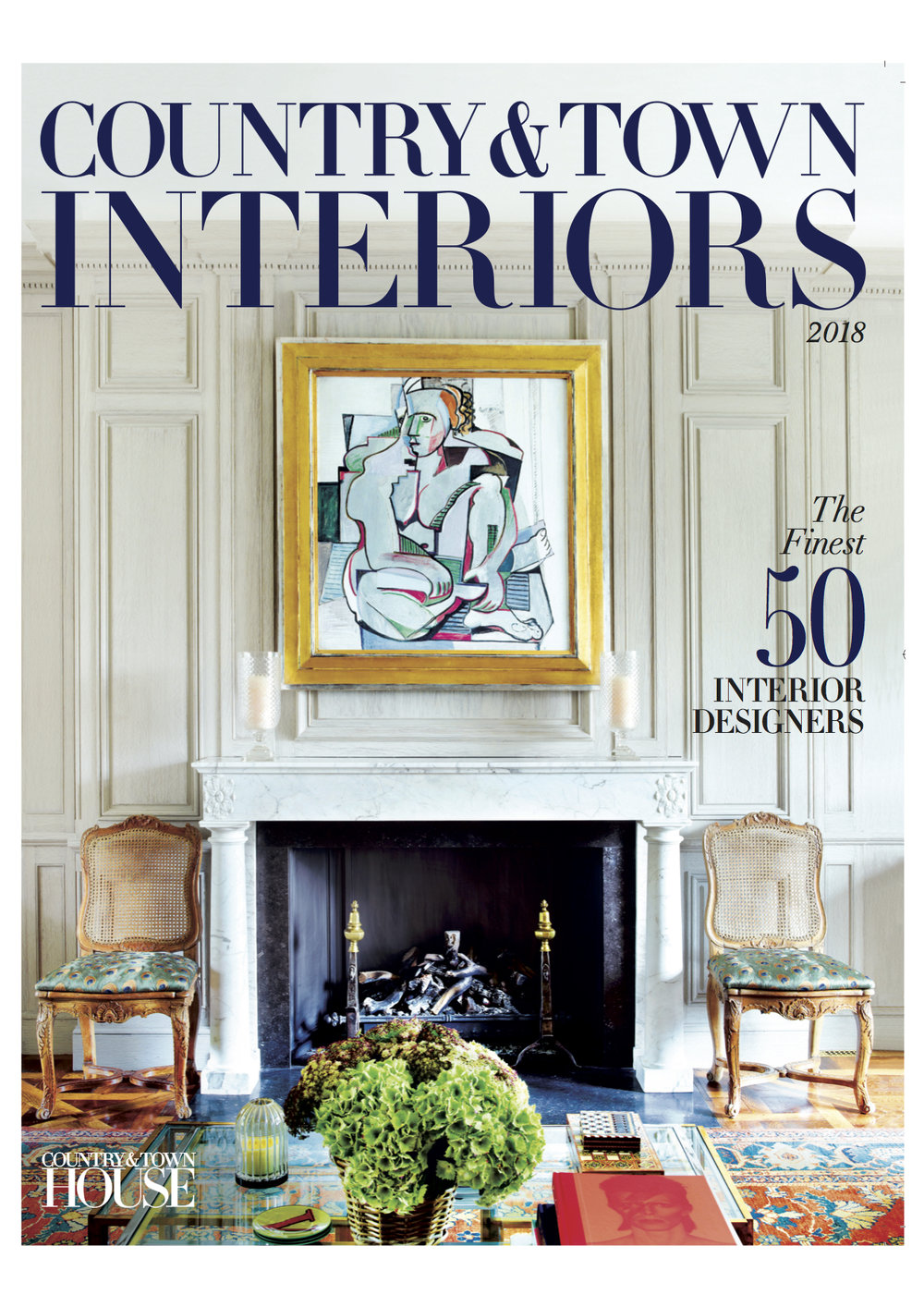 Country & Town Interiors - June 2018