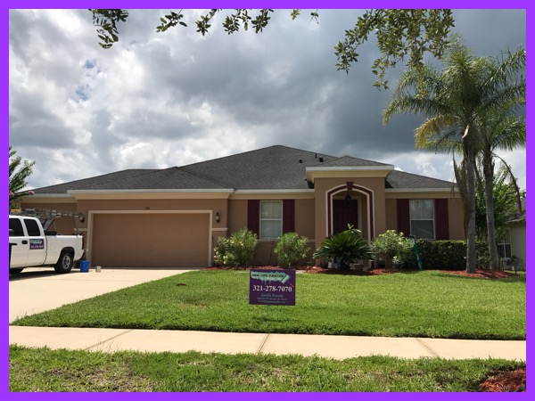 - A FULL EXTERIOR WITH ADDED ACCENT COLORS ON WINDOWS, TRIM AND DOORS!