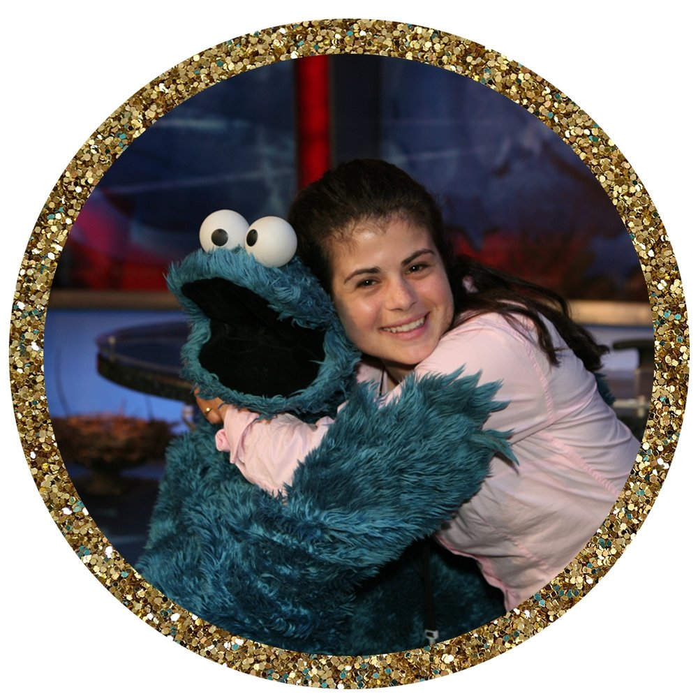 Ashley Moulton Cookie Monster