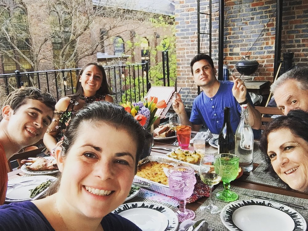 Easter Dinner 2017 in Brooklyn