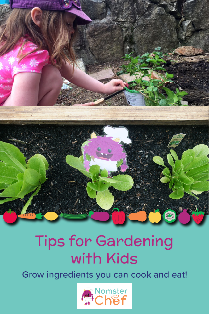 Gardening-with-Kids | Grow-Your-Own-Food