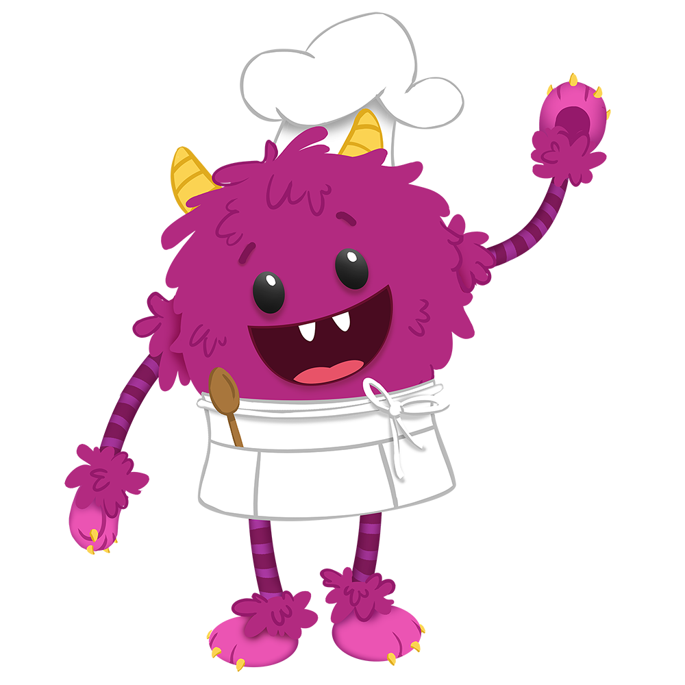 Nomster Chef Nomster Monster