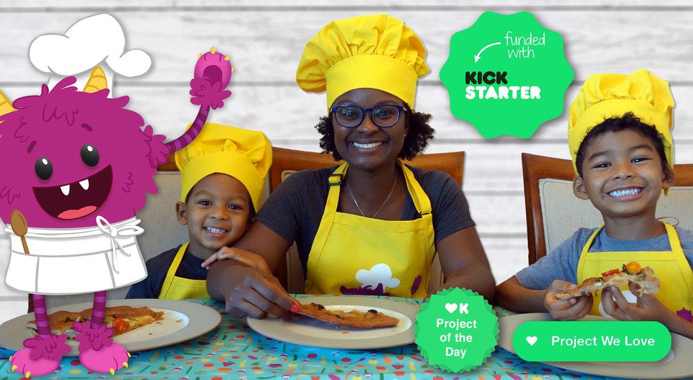 Kickstarter Nomster Chef Project Image_with badges.jpg
