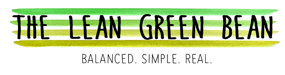 The Lean Green Bean Blog - October 2017
