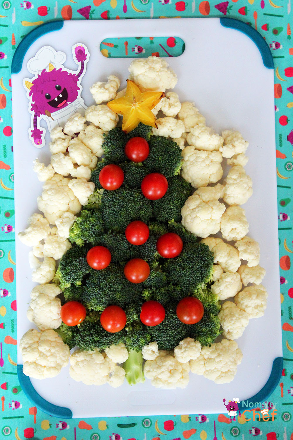 Christmas Recipes For Kids.Nomster Chef Christmas Recipes For Kids To Make Broccoli