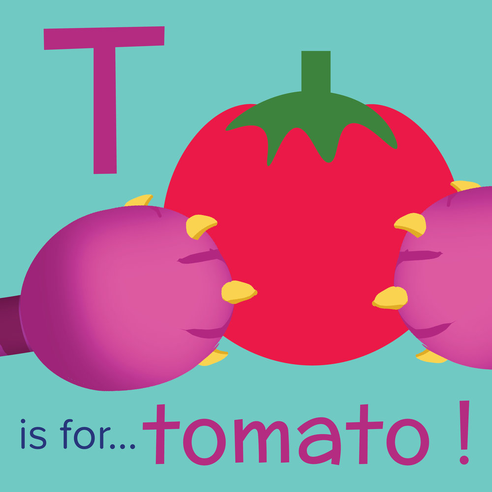 T is for Tomato: Stuffed Tomatoes - Nomster Chef