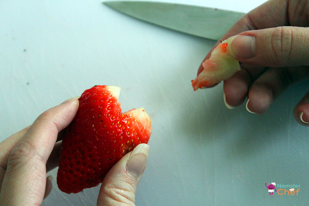 Valentines DIY: Sweet Strawberries