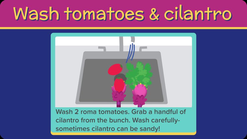 15_GreatGreenGuacamole_wash tomatoes and cilantro-01.png