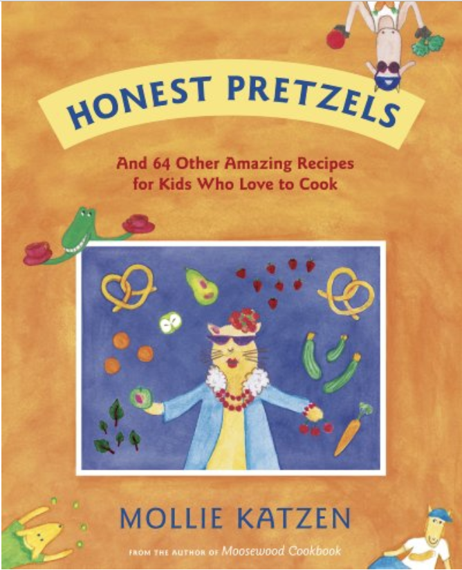Honest Pretzels - Mollie Katzen of
