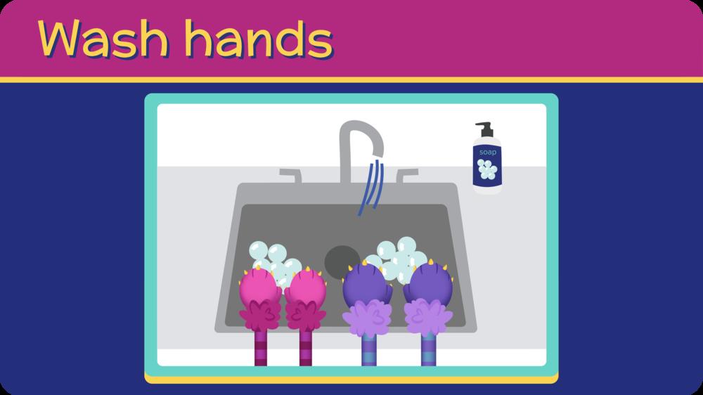 03_Banana Pumpkin Pancakes_Wash Hands.png
