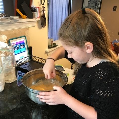 Chef Keira, Age 10