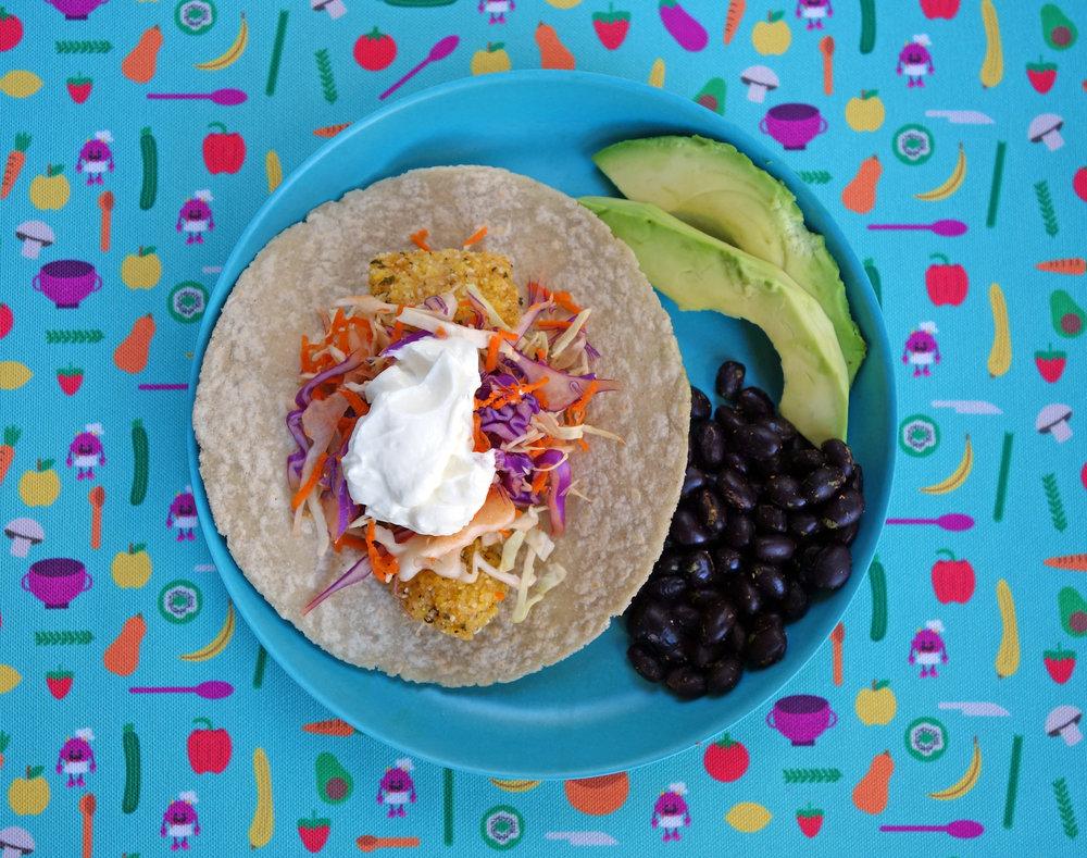 Coming soon- Baja Fish Tacos with Slaw -