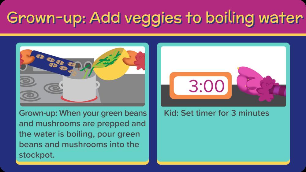 14_AlmondPestoGreenBeansAndMushrooms_Add Veggies to Boiling Water-01.png