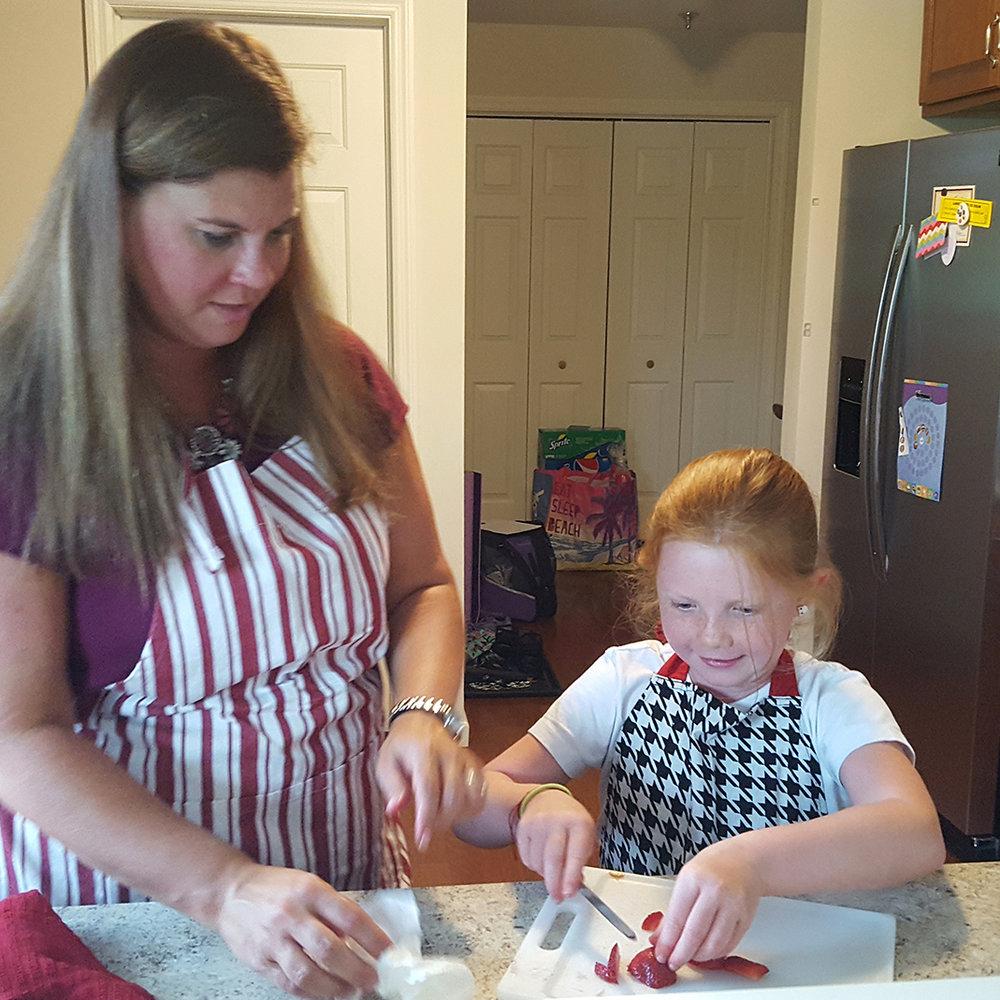 Chef Cassandra, Age 8