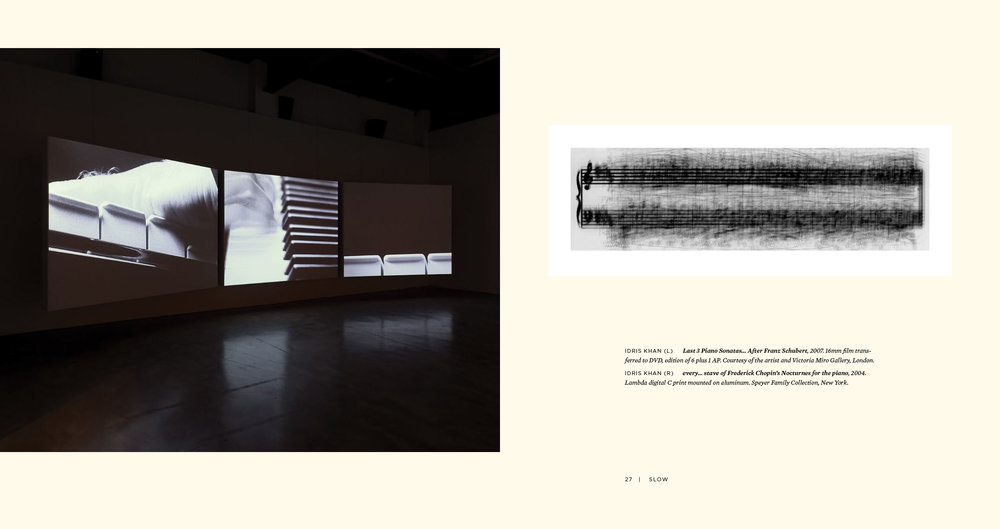 Exhibition Catalog: Idris Khan Spread