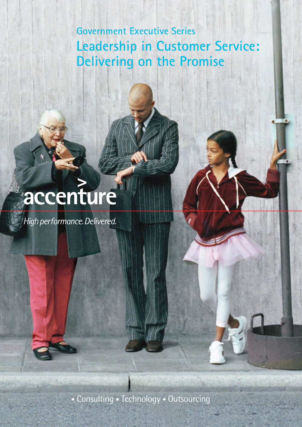Accenture  Leadership in Customer Service