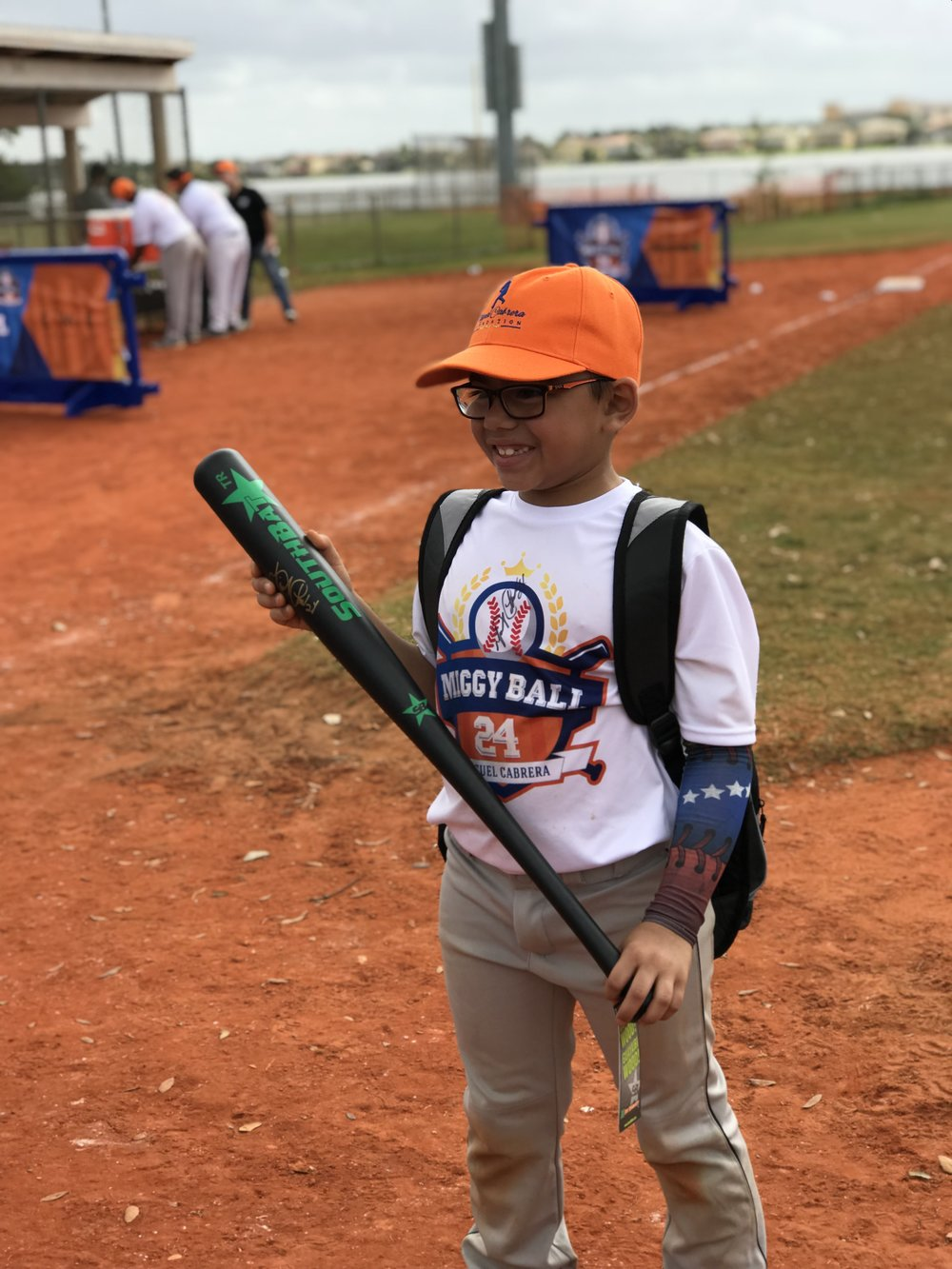4 Miguel Cabrera Southbat Donate bats to kids.JPG