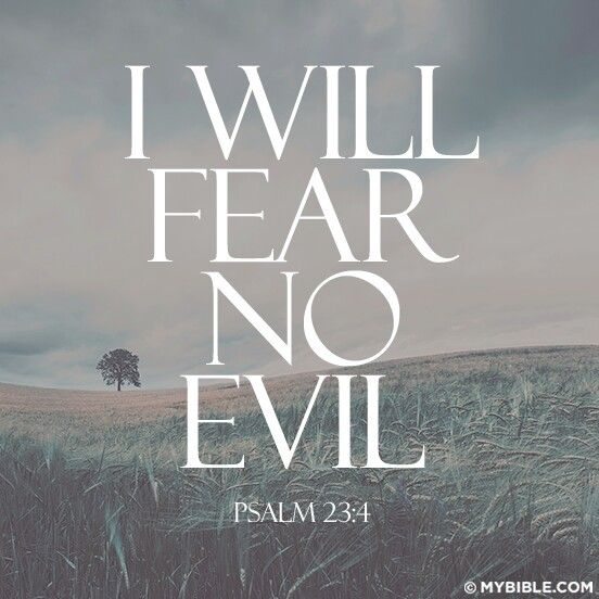 fear no evil psalm 23.jpg