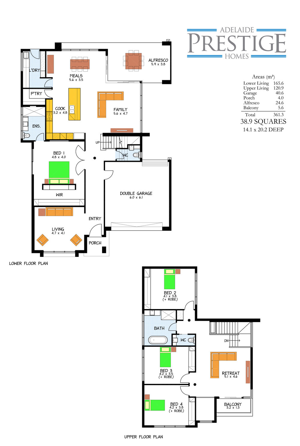 Eden Design - Adelaide Prestige Homes