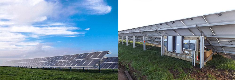 Matakana Solar Install