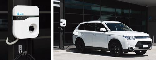 Delta EV Charger Installed at YHI (New Zealand) Ltd