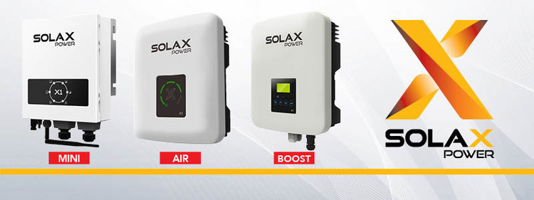 Solar Monitoring with SolaX's X-Monitoring System — YHI