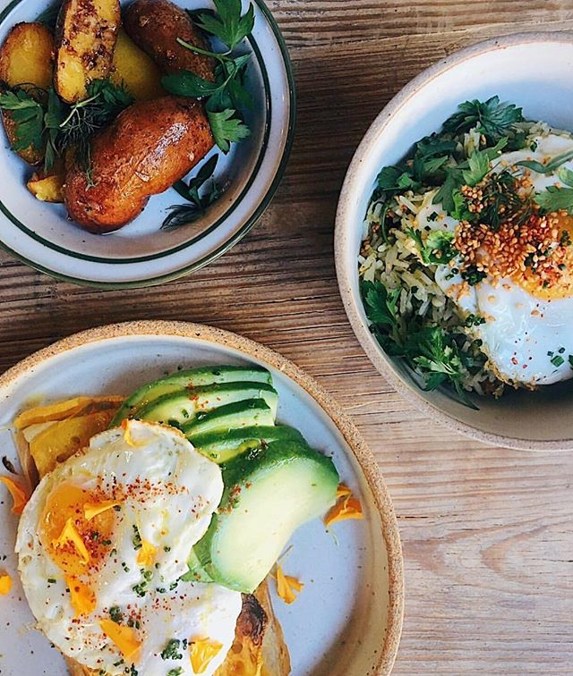 Just so you know, we're Open for brunch on Memorial Day, 11am-2:30pm! 🌱🍳🥓🥑