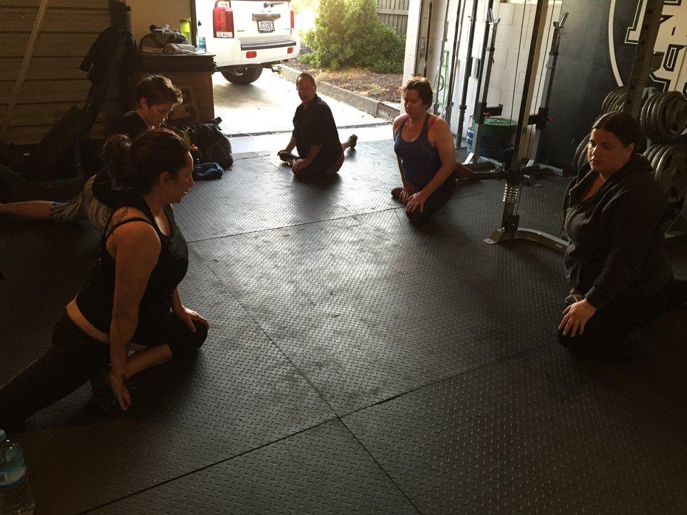 Ladies lifting.JPG