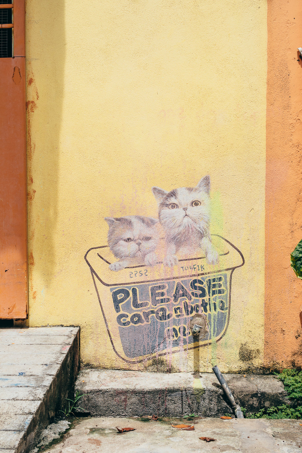 How to Find the Best Street Art in George Town - Penang — The ...