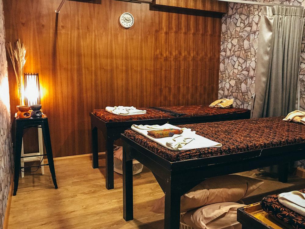 Chiang Mai massage