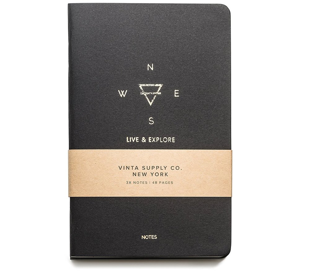 Travel Journal/Notebook -