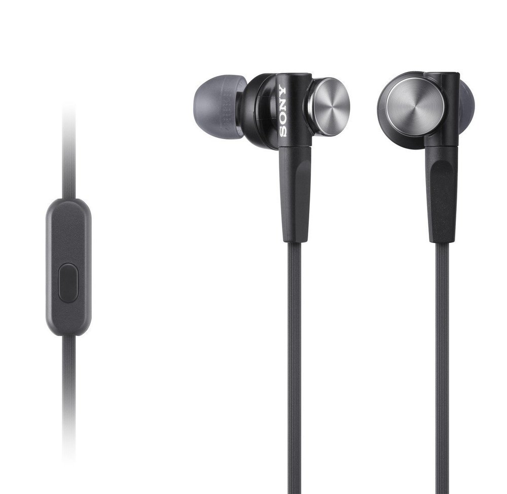 Sony Earbuds (Budget-Friendly Headphones) -