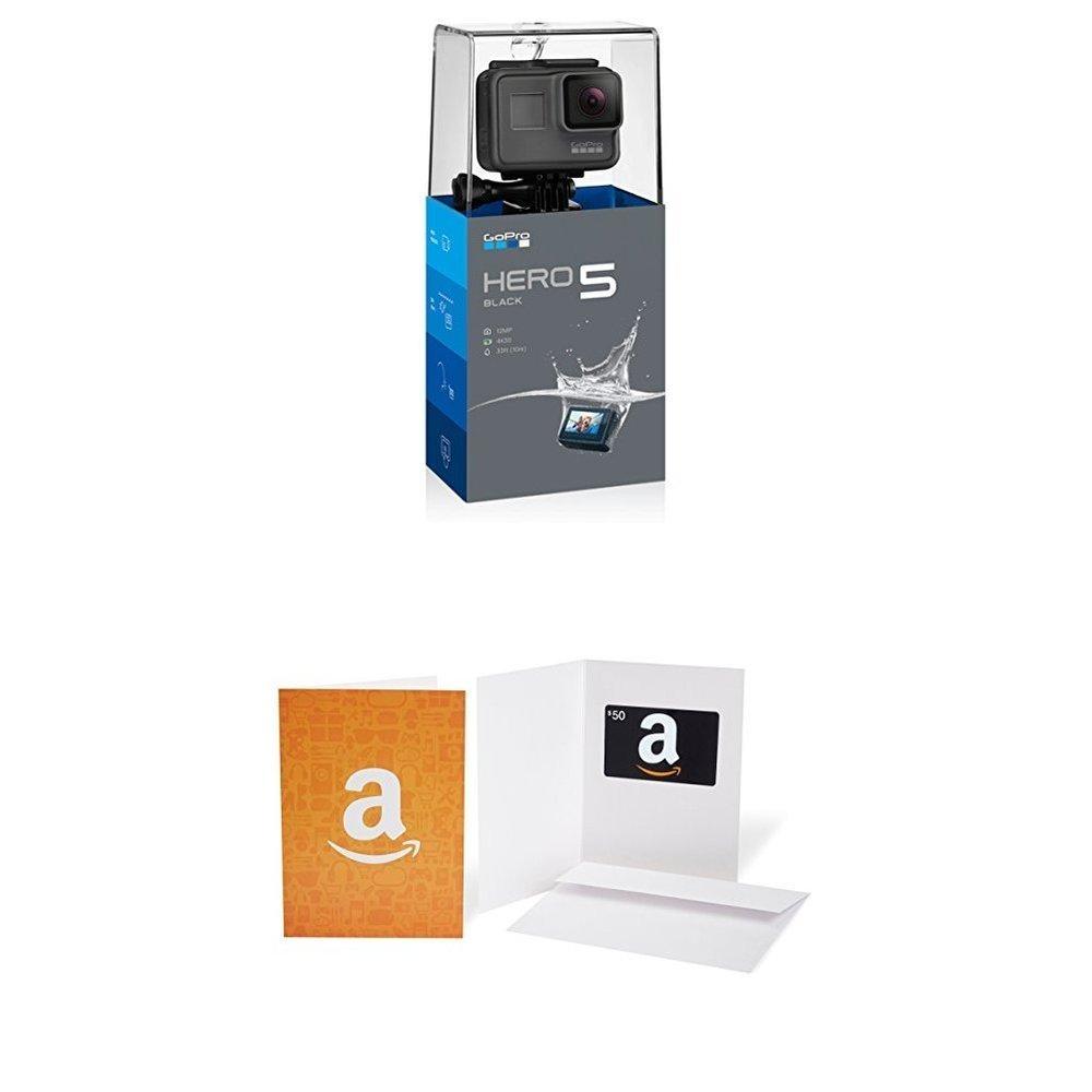 GoPro Hero5(Free Gift Card Bundle!) -