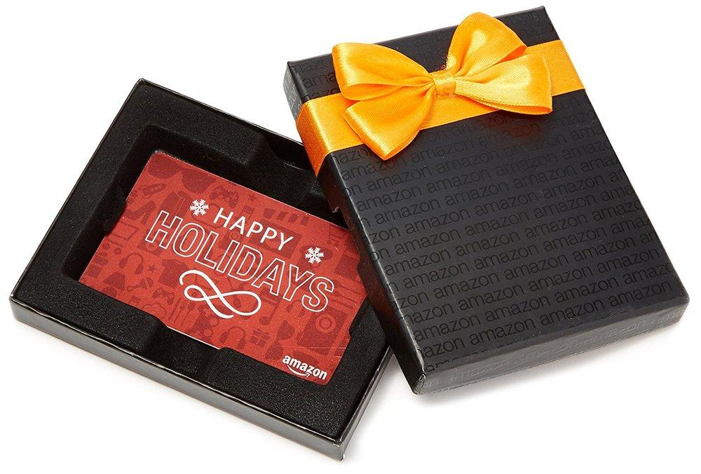 Amazon Gift Card - Digital Gift Idea: Planet Earth II Season Download