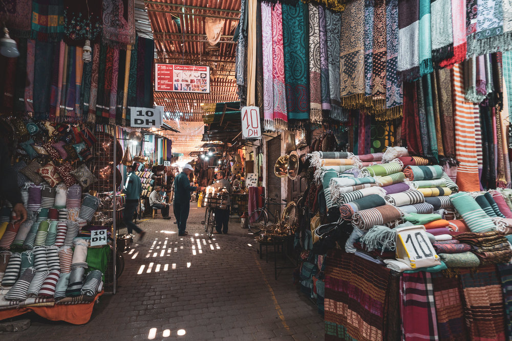 Marrakech Souks – Medina 1