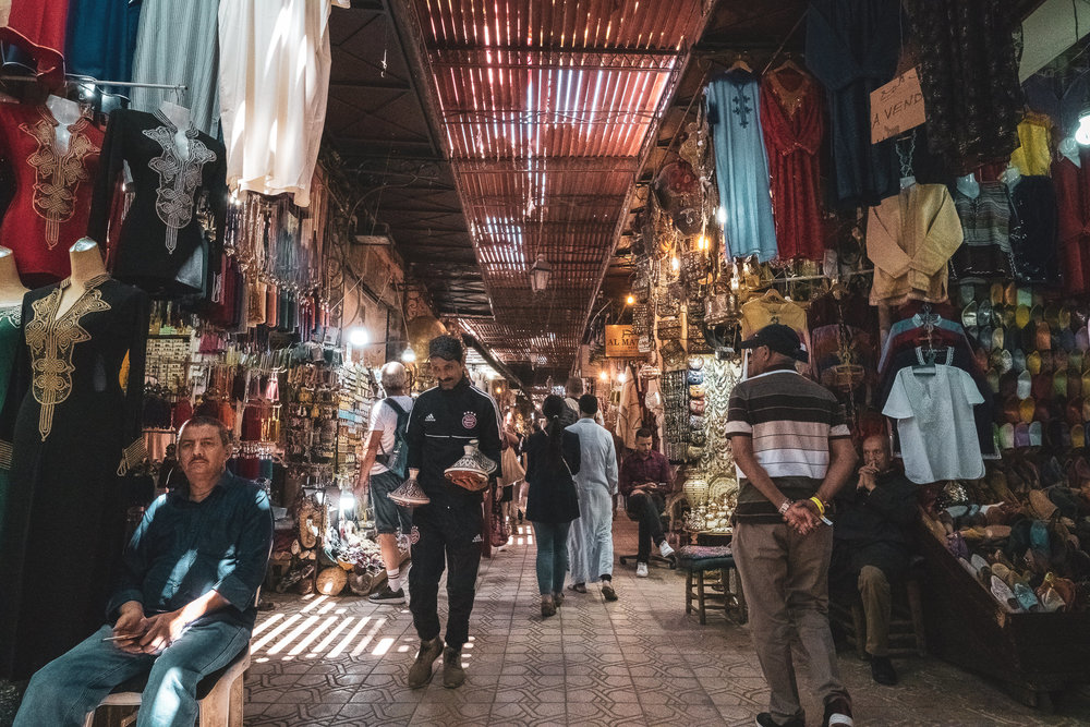 Marrakech Souks – Medina 3