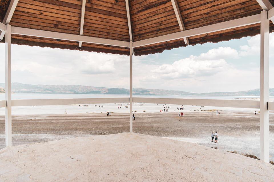 Lake Salda — Road Trip