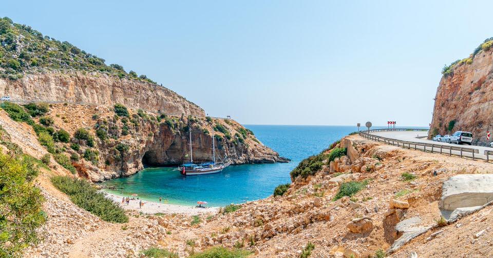 Turkey Road Trip — Secret Beach.jpg