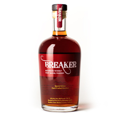 BREAKER BOURBON PORT BARREL FINISHED