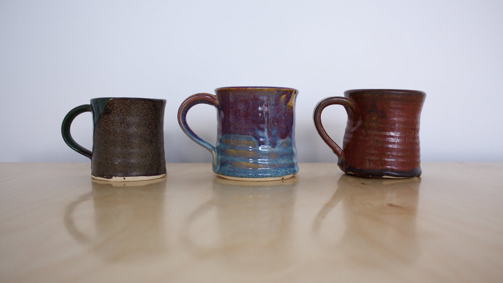 Leveraging existing resources - The Acronym gave an underutilized space on campus new purpose. We drew upon the coffee and tea expertise of community members to build our menu and practices, and the pottery skills of a professor to supply the pop-up with ceramic mugs.