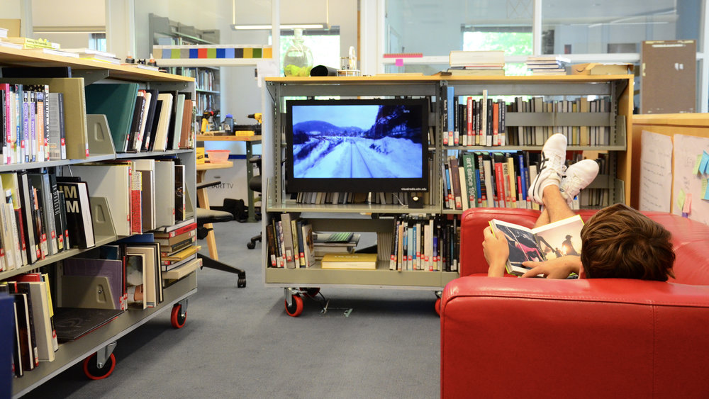Reinventing the library
