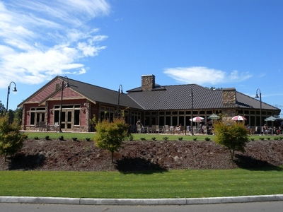 Auburn Golf Course Clubhouse