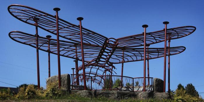 Dragonfly Pavilion