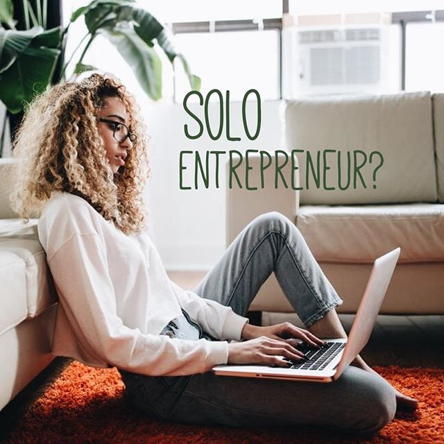 "As a solo entrepreneur, I'm constantly balancing my confidence level with humbling myself, so that I'm able to learn and grow. I recently had a conversation with another entrepreneur who told me that when I spoke about my business I didn't sound like a business owner. He said I sounded like someone that was ""self-employed""....click link in bio to read more. • M Dorsett is a full time artist living in Miami, FL. You can follow her journey on Instagram @mdorsettnow"