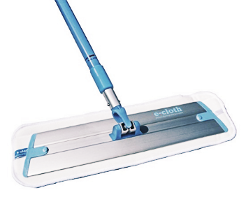 e-cloth Deep Clean Mop  (or just use your existing Swiffer!)