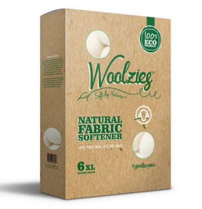 <strong>WOOLZIES</strong><br>Wool Dryer Balls