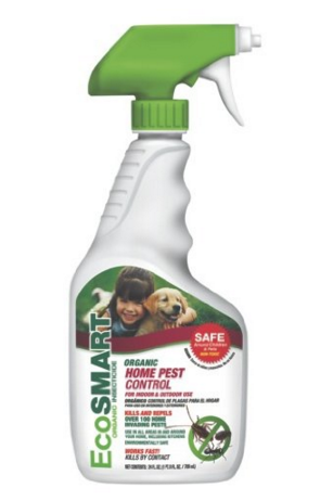 <strong>ECOSMART</strong><br>Organic Home Pest Control