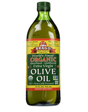 <strong>BRAGG</strong><br>Organic Olive Oil
