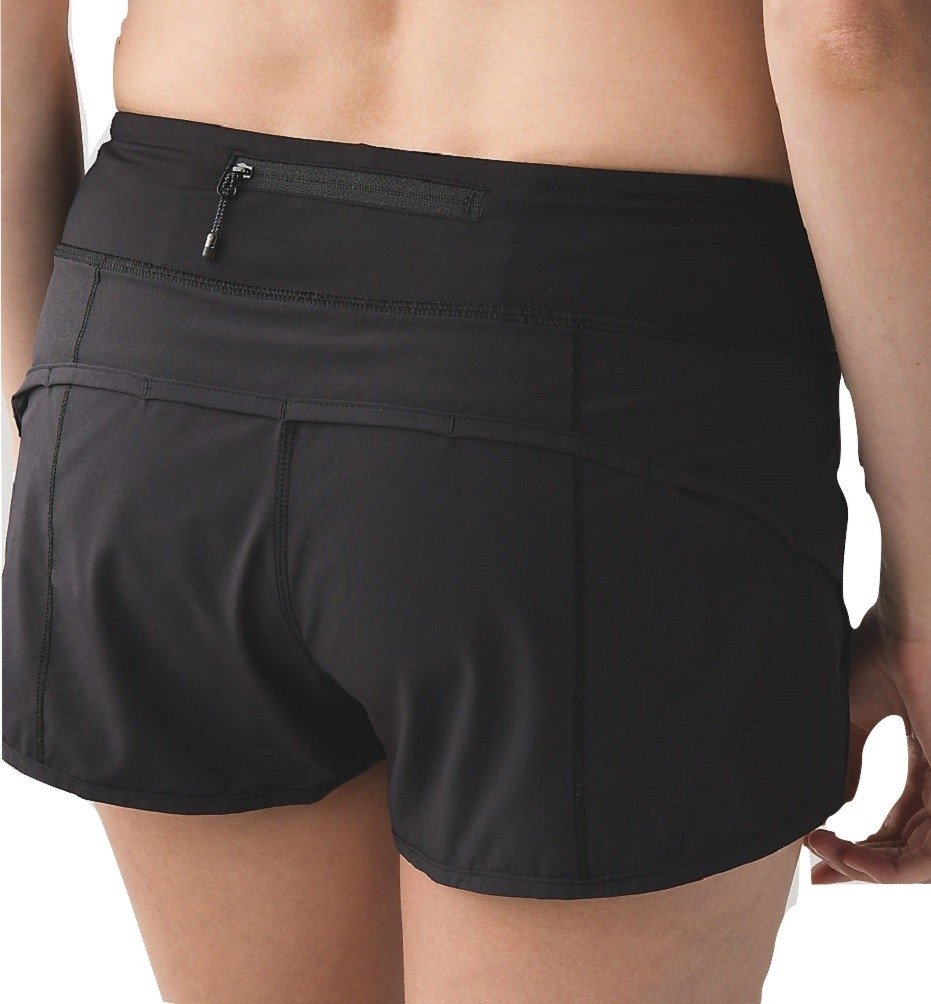 <strong>LULULEMON </strong><br> Run Speed Short
