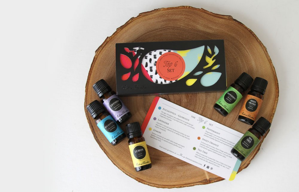 <strong>EDENS GARDEN</strong><br>Six Essential Oils Gift Set
